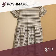 Cotton On striped babydoll dress Cotton On striped babydoll dress. Barely worn, very minimal pilling. Fits S & M :) Cotton On Dresses Mini