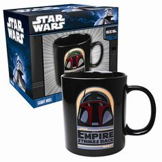 Play.com - Buy Star Wars Giant Mug (The Empire Strikes Back) online at Play.com and read reviews. Free delivery to UK and Europe!