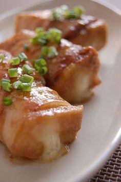 高野豆腐のチーズin照り焼き by たうんびー [クックパッド] 簡単おいしいみんなのレシピが246万品