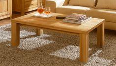 Velký konferenční stolek z dubu - Nábytek Mirek