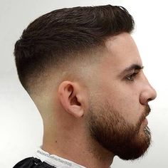 Mens Hairstyles Fade, Hairstyles Haircuts, Medium Hairstyles, Wedding Hairstyles, Barber Haircuts, Haircuts For Men, Modern Haircuts, Crew Cuts, Crew Cut Fade