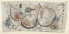 Paul Klee  'Dessert Fruit' 1934