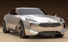It is known that the Kia GT coupe 2016 coupe will be represented to the world in We are waiting for a real sport car with landing formula. This car must be the new flagship of this automaker. And the car will be equipped with two-liter petrol mover. Kia Motors, Mercedes Cls, Kia Stinger, Upcoming Cars, Porsche Panamera, Auto News, Rear Wheel Drive, Automobile Industry, Car And Driver