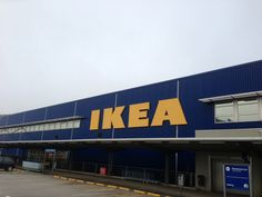 Moved to Amsterdam and need furniture for your new house or apartment? IKEA might be a good place. Most of the time with same day delivery of your goods.