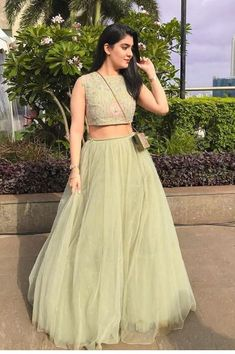 Buy beautiful Designer fully custom made bridal lehenga choli and party wear lehenga choli on Beautiful Latest Designs available in all comfortable price range.Buy Designer Collection Online : Call/ WhatsApp us on : Party Wear Indian Dresses, Indian Fashion Dresses, Dress Indian Style, Indian Wedding Outfits, Indian Designer Outfits, Dress Wedding, Indian Wear, Fashion Clothes, Fashion Outfits