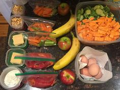 '5 THINGS I LEARNED WHEN I MEAL-PREPPED EVERY SUNDAY FOR A MONTH'