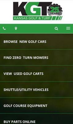Browse New And Used Golf Carts