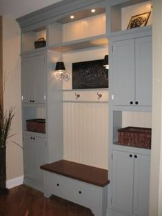 Ideas for New Home / Mudroom on imgfave