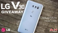 Win an #LGV30 with #Android Headlines http://bit.ly/LGv30Giveaway @androidheadline #google #LG @LGUSAMobile