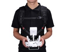 World's best unique strap for carry drone! It is easy and convenient for quick aerial photography. www.hkneo.com