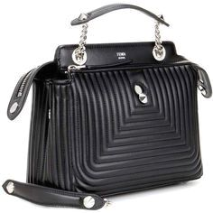 c4666dc911e9 Fendi Dotcom Click L  handbags and  purses leather Soft Leather Handbags