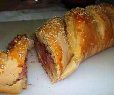Receita de Pão de Linguiça - Show de Receitas