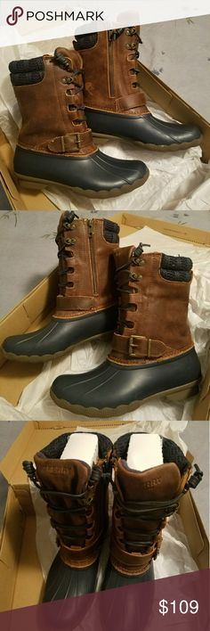 18ee08376f1 Warren Low-Top Duck Boot