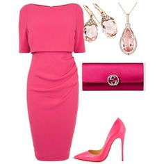 A fashion look from December 2015 by alice-mcquinn featuring Coast, Christian Louboutin and Gucci Dress Outfits, Dress Up, Fashion Outfits, Womens Fashion, Fashion Trends, Fashion Ideas, Fashion Tips, Classy Outfits, Cute Outfits