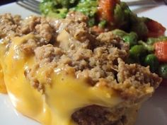 Cheeseburger Meatloaf by theresa