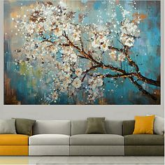 Cheap picture painting online, Buy Quality picture abstract painting directly from China pictures of body art Suppliers: Handpainted Modern Abstract Flower Canvas Art Decoration of Oil Painting Wall Pictures For Living Room Paint Flower Painting Canvas, Oil Painting Flowers, Abstract Flowers, Canvas Wall Art, Flower Paintings, Painting Abstract, Acrylic Paintings, Abstract Canvas, Living Room Pictures