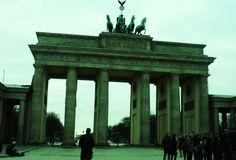 Berlin bridge.