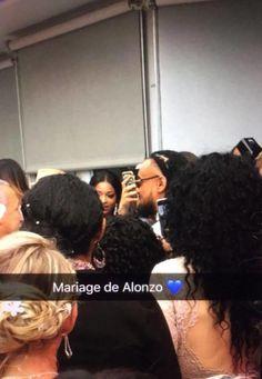 Actu : Alonzo Le célèbre rappeur et ex-membre des Psy 4 de la rime sest marié !