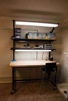 New Workbench by alvaroprieto, via Flickr