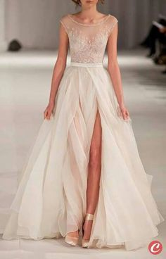 Elie Saab 2014 This would be awesome in cobalt blue!