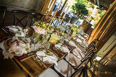 "Villa Montana Beach Resort ""Travel"" inspired wedding reception!"