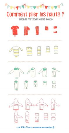 Storage How to fold your clothes with the Marie Kondo method