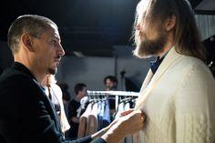 Brian Dales Italian Style  FW2015/16 Collection  #man, #beard man, #sweater