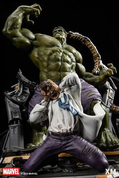 XM Studios is excited to present our next Marvel Premium Collectibles XM Event Exclusive statue, H. 3d Figures, Custom Action Figures, Anime Figures, Comic Villains, Marvel Characters, Marvel Movies, Hulk Marvel, Marvel Heroes, World War Hulk