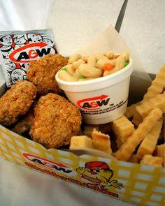 April Fool's A&W and KFC