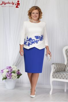 Women S Fashion Mail Order Catalogs Lace Gown Styles, Casual Dresses, Fashion Dresses, Womens Dress Suits, Older Women Fashion, African Dress, Skirt Outfits, Plus Size Dresses, Dress Patterns