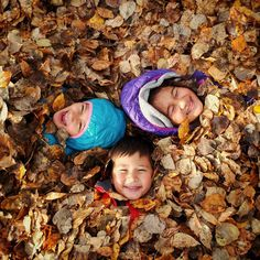 Hello fall! #FamilyTrails // Photo by Mali Mish