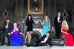 Charley Webb and some of the Emmerdale Cast. Jeff Hordley, Cain Dingle, Charley Webb, Emmerdale Actors, Danny Miller, Neil Patrick Harris, Little Brothers, Tv Soap, Best Sister