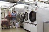 Lắp đặt máy giặt công nghiệp cho trung tâm thương mại Quảng Ninh - Lap dat may giat cong nghiep cho trung tam thuong mai Quang Ninh