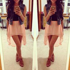 Cute skirt !
