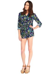 alice & trixie dakota romper