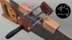 FILER GUIDE FOR HAND-SAWS by Mikhandmaker - Sharpening a saw can be one of the most