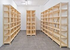 Good Material Choices For Strong Wooden Storage Shelves For Garage   Google  Search