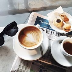 Great ways to make authentic Italian coffee and understand the Italian culture of espresso cappuccino and more! But First Coffee, I Love Coffee, Coffee Art, Coffee Break, My Coffee, Coffee Drinks, Morning Coffee, Coffee Shop, Coffee Cups