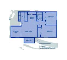 Loving the roomy floorplan. You can do a lot with it!