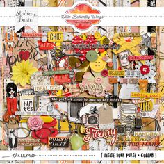 Inside Your Purse { collab kit}
