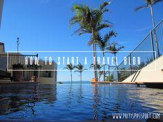 How To Start A Travel Blog Pritis Passport Marina Bay Sands, Passport, Travel Inspiration, Adventure, Building, Blog, Buildings, Blogging, Adventure Movies