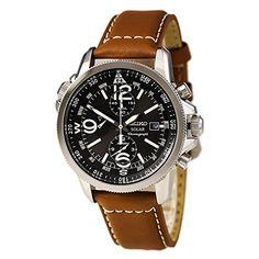 Seiko Men's SSC081 Adventure-Solar Classic Casual Watch S...