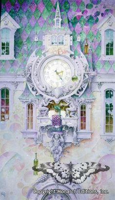 Emotional Clock by Daniel Merriam