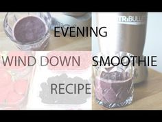 Watch how to make a skin glowing smoothie