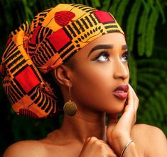 African Love, African Beauty, African Crown, African Head Wraps, Afro Style, Bald Women, African Culture, Black Girls Hairstyles, African Attire
