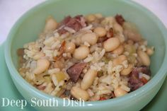 One Pot Dishes, Pork Dishes, One Pot Meals, Main Dishes, Side Dishes, Supper Recipes, Ham Recipes, Crockpot Recipes, Steak Recipes
