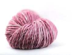 Handspun Yarn  Merino/Bamboo/Silk  Worsted by TactileDactyl, $28.00