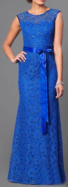 New wedding colors blue cobalt bridesmaid ideas Royal Blue Bridesmaid Dresses, Royal Blue Dresses, Blue Bridesmaids, Bridesmaid Ideas, Bridesmaid Gowns, Trendy Dresses, Nice Dresses, Blue Fashion, Wedding Gowns