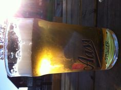 Cold beer in the sun   #summertime