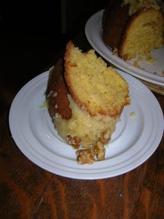 COCONUT POUND CAKE | The Southern Lady Cooks